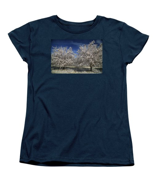 Women's T-Shirt (Standard Cut) featuring the photograph Hopes And Dreams by Laurie Search