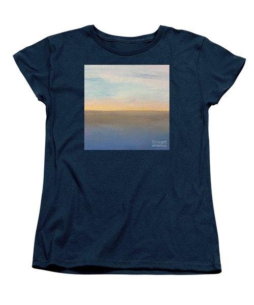 Horizon Aglow Women's T-Shirt (Standard Cut) by Kim Nelson