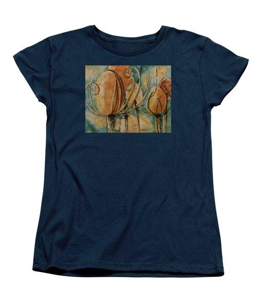 Hot Desert Sun Women's T-Shirt (Standard Cut) by Cynthia Powell
