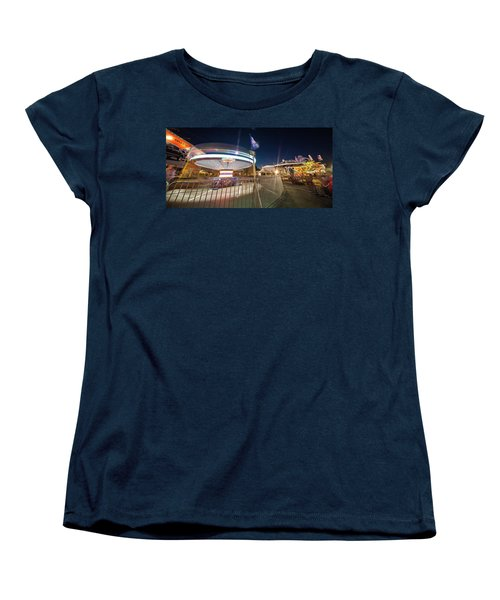 Houston Texas Live Stock Show And Rodeo #11 Women's T-Shirt (Standard Cut) by Micah Goff