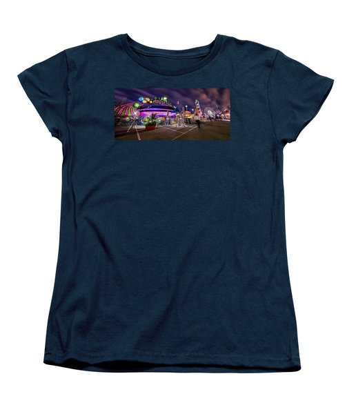 Houston Texas Live Stock Show And Rodeo #2 Women's T-Shirt (Standard Cut) by Micah Goff
