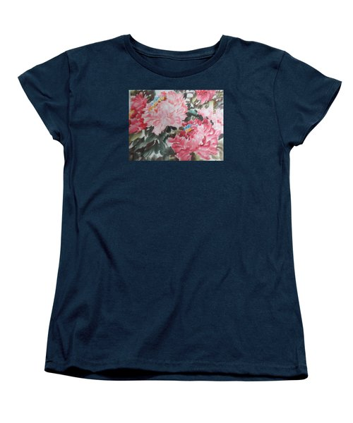 Hp11192015-0759 Women's T-Shirt (Standard Cut) by Dongling Sun