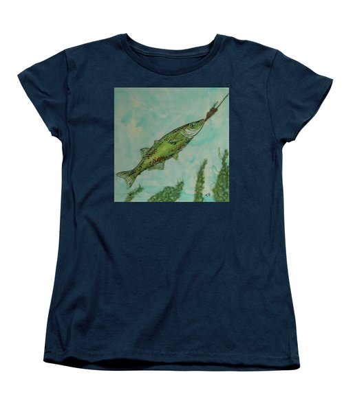 Hungry Women's T-Shirt (Standard Cut) by Terry Honstead