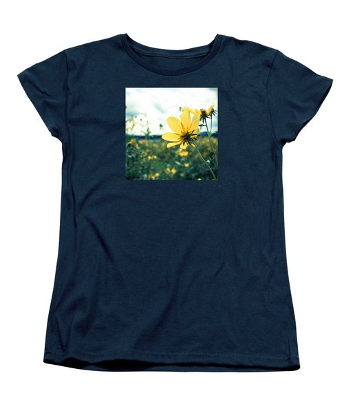 Women's T-Shirt (Standard Cut) featuring the photograph I Am Feeling Pretty Good And That Is The Truth by Wade Brooks