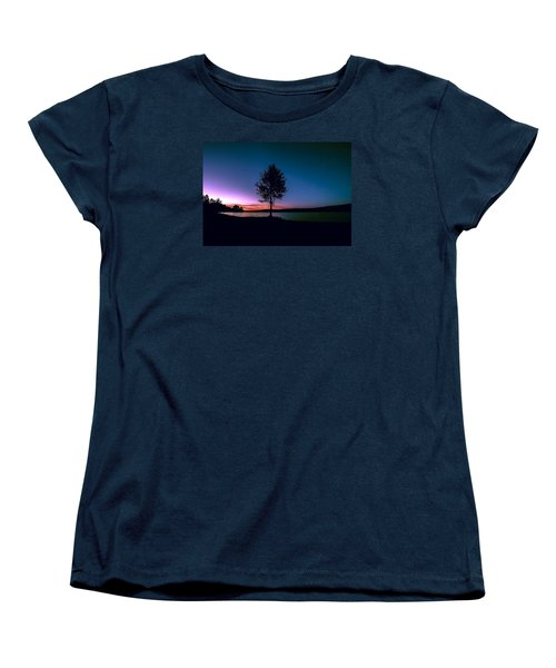 Women's T-Shirt (Standard Cut) featuring the photograph I Am For You by Rose-Maries Pictures