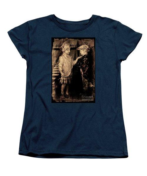Women's T-Shirt (Standard Cut) featuring the photograph I Approve by Al Bourassa