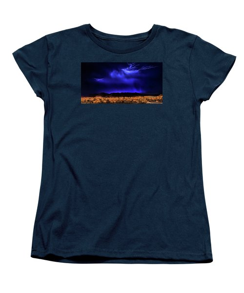 Women's T-Shirt (Standard Cut) featuring the photograph I Got You Babe by Michael Rogers