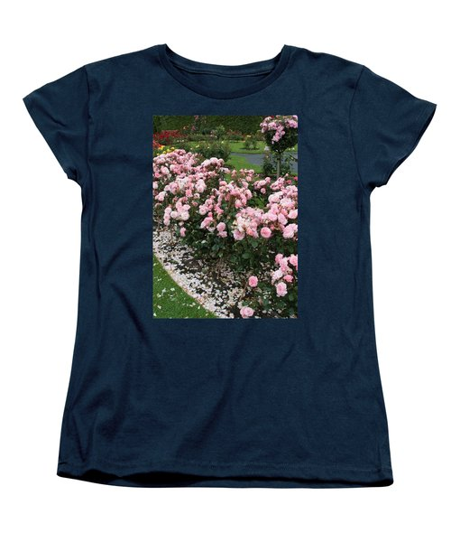 ...........i Never Promised You A Rose Garden Women's T-Shirt (Standard Cut) by Martina Fagan