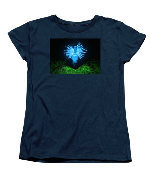 Women's T-Shirt (Standard Cut) featuring the photograph I Sing The Body Electric by Mark Fuller