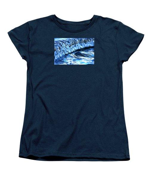 Ice Formation 08 Women's T-Shirt (Standard Cut)