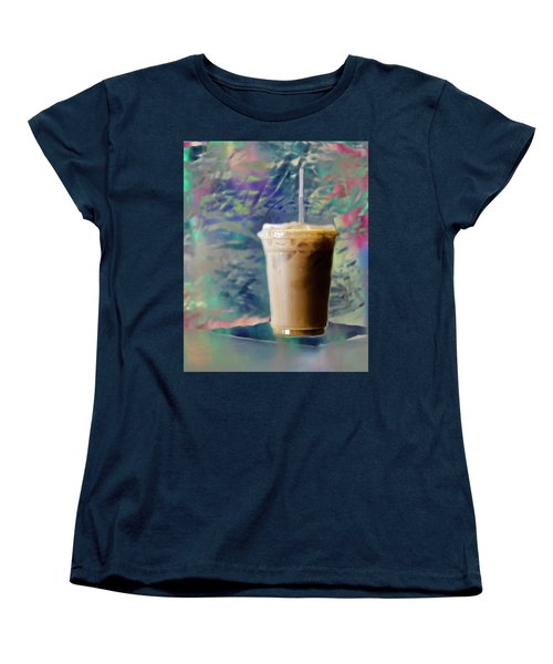 Iced Coffee 3 Women's T-Shirt (Standard Cut)