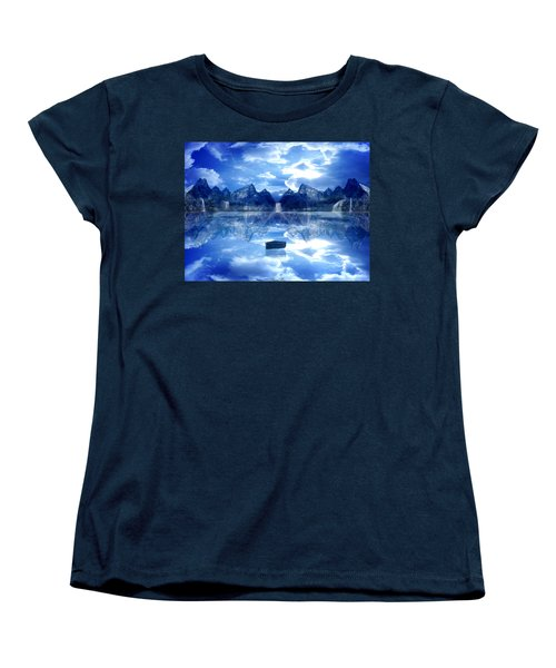 If I Could Turn Back Time Women's T-Shirt (Standard Cut)
