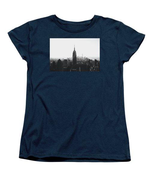 I'll Take Manhattan  Women's T-Shirt (Standard Cut) by J Montrice