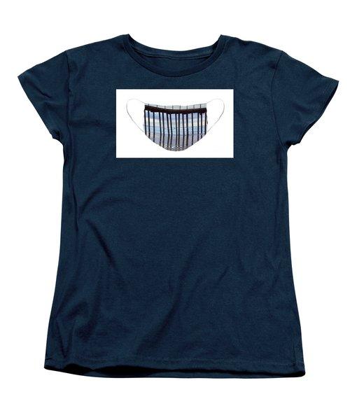 Illusion Women's T-Shirt (Standard Cut) by Debby Pueschel