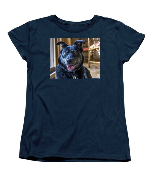 Ready When You Are Women's T-Shirt (Standard Cut) by Keith Armstrong