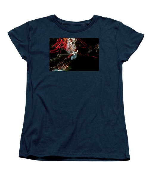 Women's T-Shirt (Standard Cut) featuring the photograph Imagine by Bruno Spagnolo