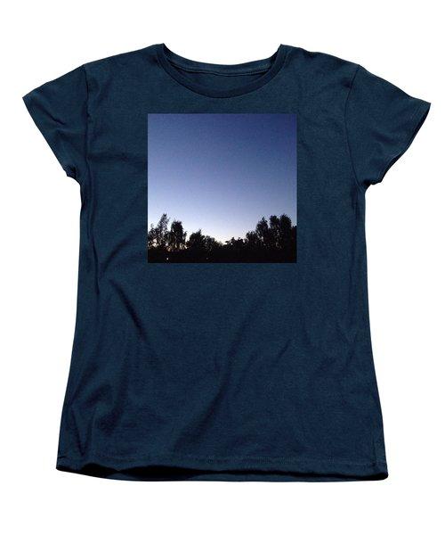 Evening 2 Women's T-Shirt (Standard Cut) by Gypsy Heart