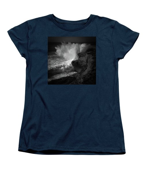 Impulse Women's T-Shirt (Standard Cut) by Ryan Weddle