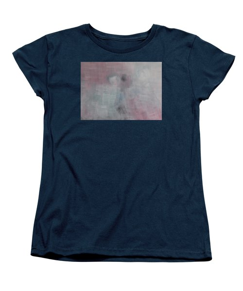 In Fact, It Is Easy To Get Happiness Women's T-Shirt (Standard Cut) by Min Zou
