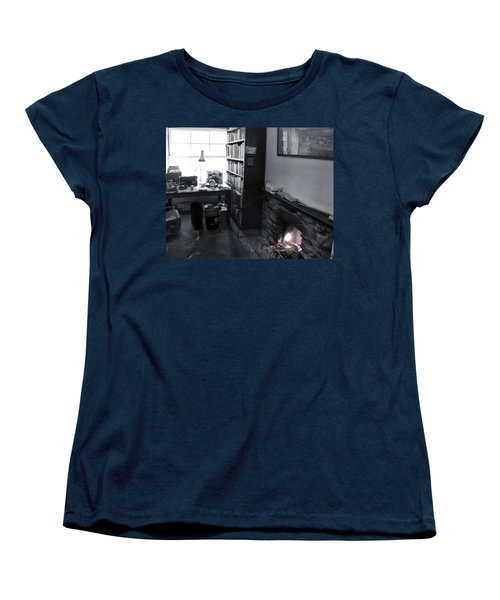 In From The Cold Women's T-Shirt (Standard Cut) by Keith Elliott
