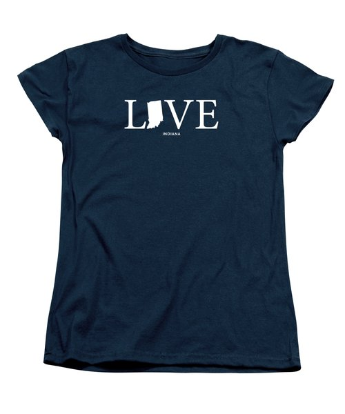 In Love Women's T-Shirt (Standard Cut) by Nancy Ingersoll