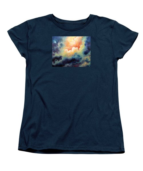 In The Beginning Women's T-Shirt (Standard Cut) by Marina Petro