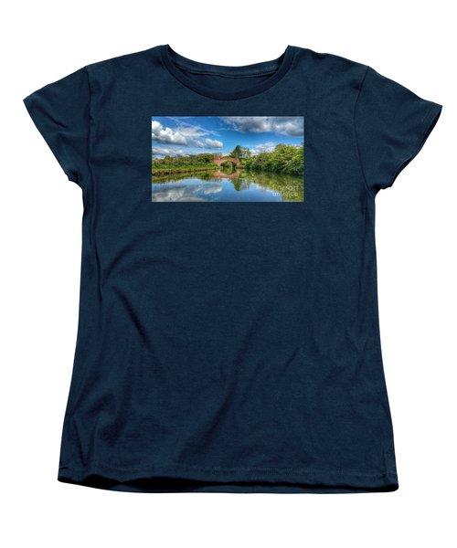 In The Dream Women's T-Shirt (Standard Cut) by Isabella F Abbie Shores FRSA