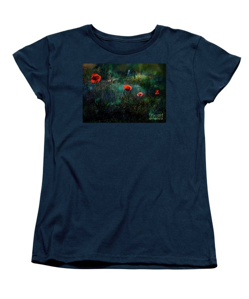 In The Morning Women's T-Shirt (Standard Cut) by Agnieszka Mlicka