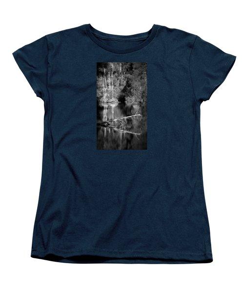 In The Quiet Women's T-Shirt (Standard Cut) by Allen Beilschmidt