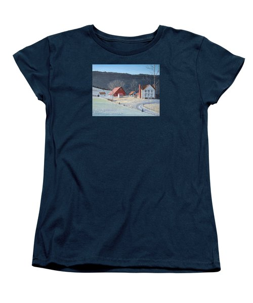 In The Winter Of My Life Women's T-Shirt (Standard Cut) by Norm Starks