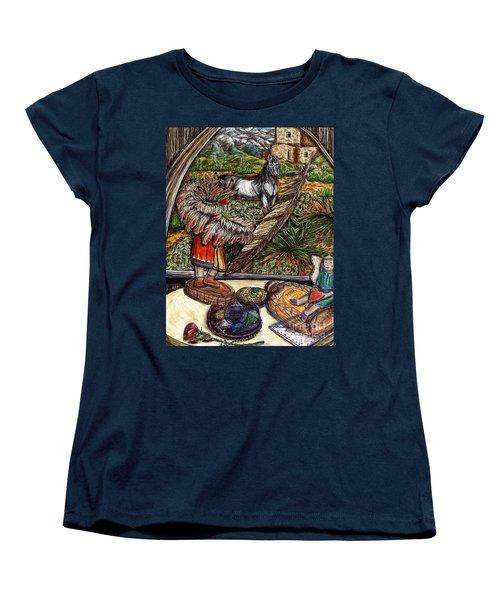 In Times Of Need Women's T-Shirt (Standard Cut) by Kim Jones
