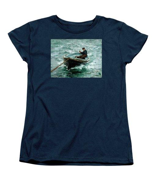 In Tow  Women's T-Shirt (Standard Cut)