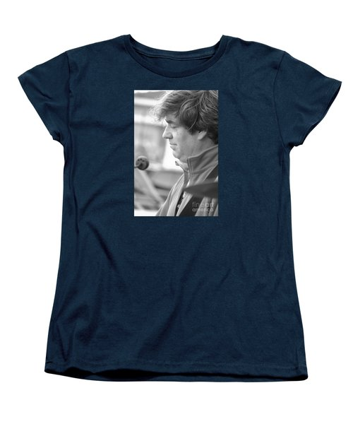 Women's T-Shirt (Standard Cut) featuring the photograph In Trospect by Jesse Ciazza