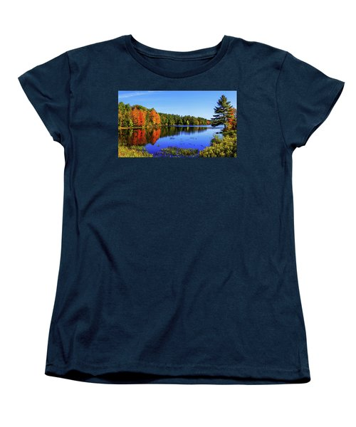 Women's T-Shirt (Standard Cut) featuring the photograph Incredible by Chad Dutson