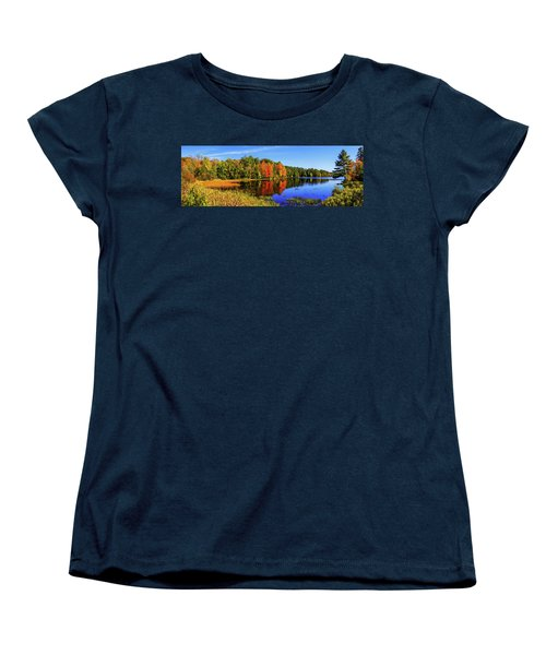 Women's T-Shirt (Standard Cut) featuring the photograph Incredible Pano by Chad Dutson
