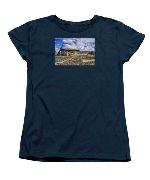 Indian Trading Post Montrose Colorado Women's T-Shirt (Standard Cut) by James Steele