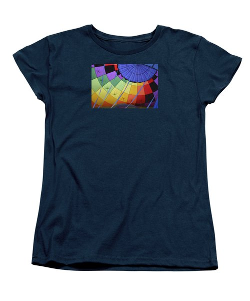 Inflation Time Women's T-Shirt (Standard Cut) by Linda Geiger