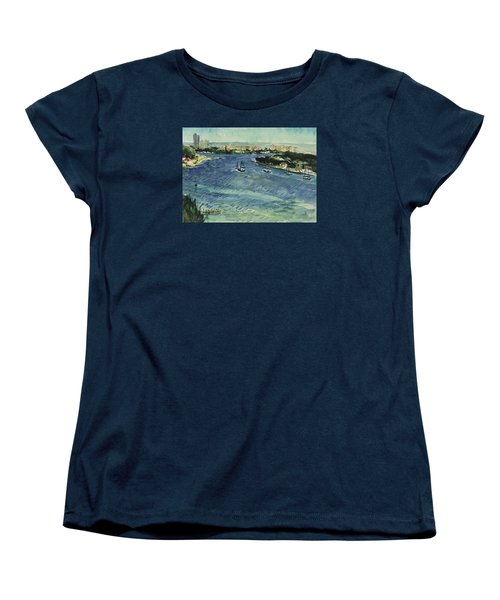 Inlet Women's T-Shirt (Standard Cut)