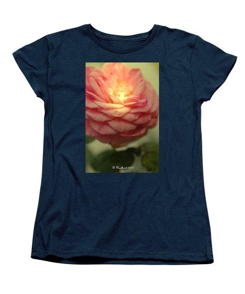 Inner Glow Women's T-Shirt (Standard Cut) by Betty Northcutt