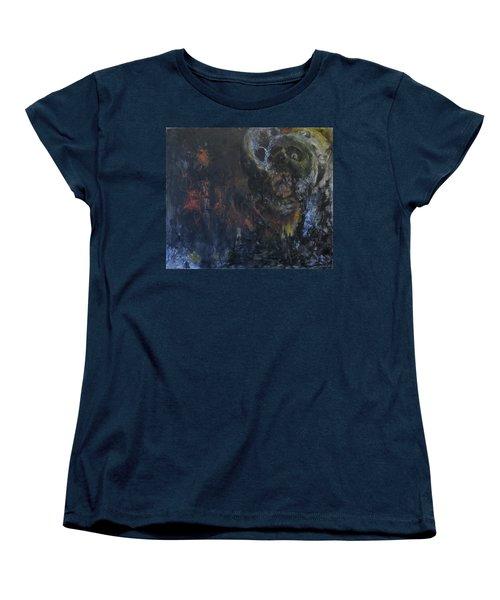 Innocence Lost Women's T-Shirt (Standard Cut) by Christophe Ennis