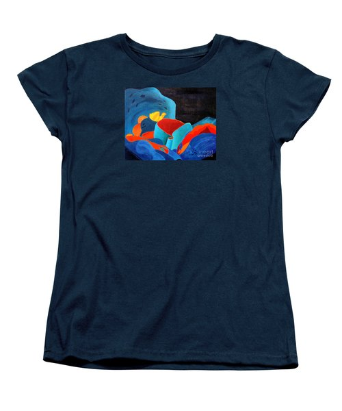 Inorganic Incandescence Women's T-Shirt (Standard Cut) by Lynne Reichhart