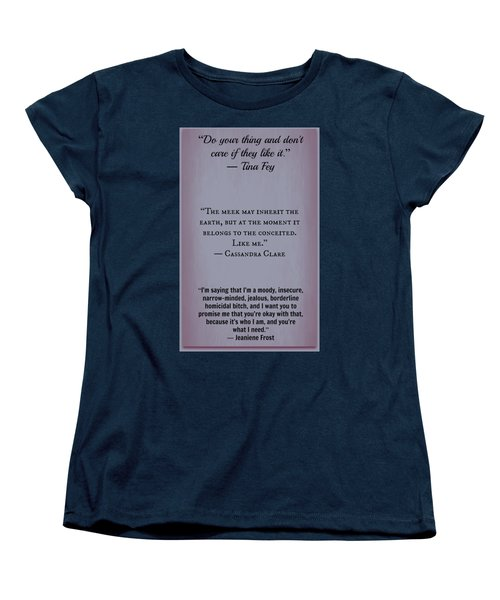 Inspire44 Women's T-Shirt (Standard Cut)