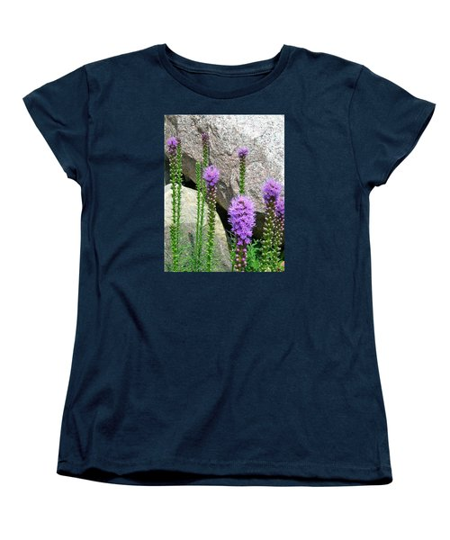 Inspired Women's T-Shirt (Standard Cut) by Randy Rosenberger