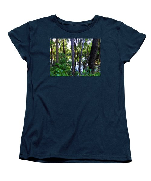 Interior Lake Chale Island Women's T-Shirt (Standard Fit)