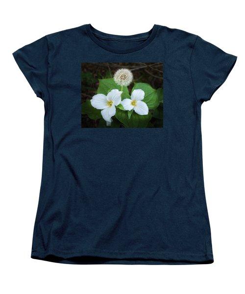Women's T-Shirt (Standard Cut) featuring the photograph Interloper by Bill Pevlor