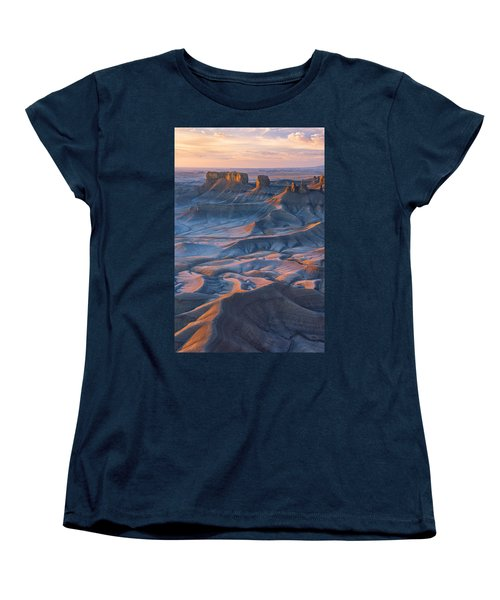 Into The Badlands Women's T-Shirt (Standard Cut) by Dustin  LeFevre