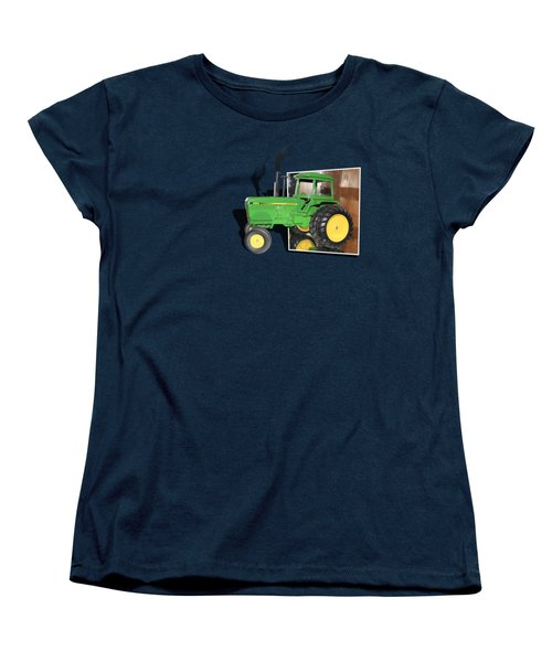 Women's T-Shirt (Standard Cut) featuring the photograph Into The Fields by Shane Bechler
