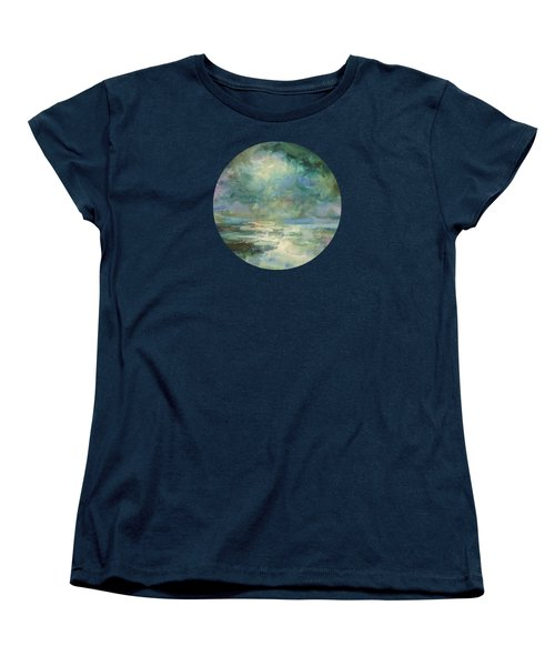 Into The Light Women's T-Shirt (Standard Cut) by Mary Wolf