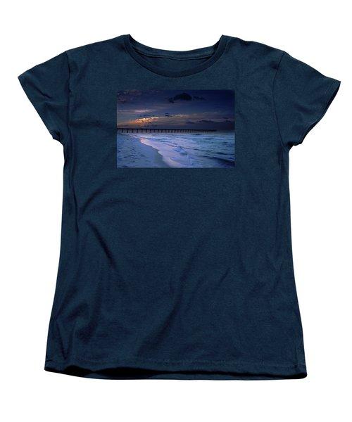 Into The Night Women's T-Shirt (Standard Cut)