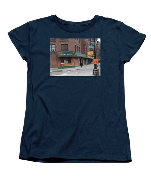 Women's T-Shirt (Standard Cut) featuring the photograph Irish Eyes by Cole Thompson